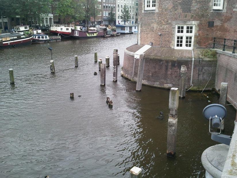 Steiger-aanlegplaats-waterbouw-Amsterdam-Braams