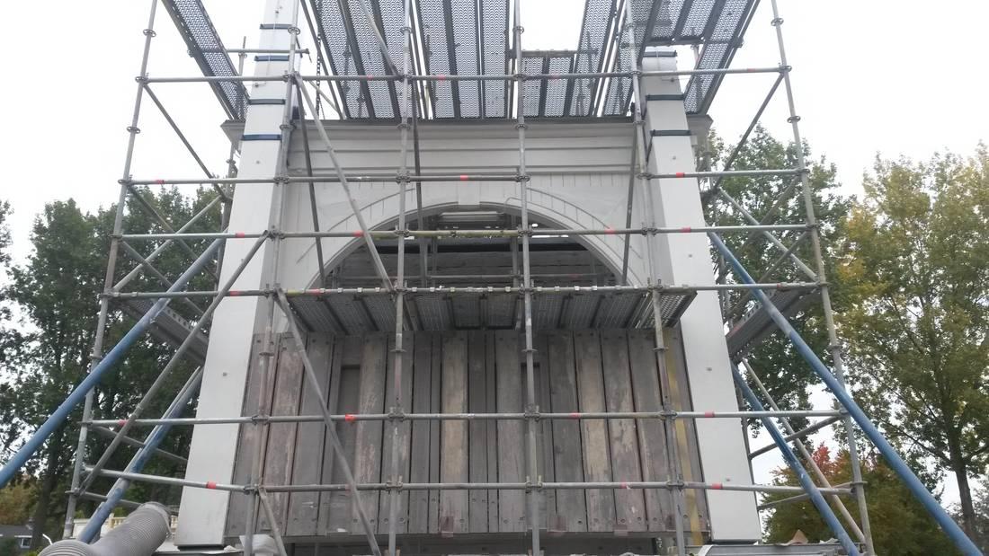 Hameipoort-herstel-klapbrug-Weesp-Braams-Waterbouw